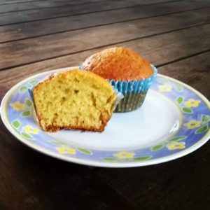 Zucchini-Muffins von Vanessa Gruber